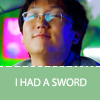 Fritters: Heroes - I Had A Sword by magique_icon