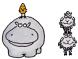 Sasquatch: hippobirdie