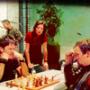 quite magical: john + rodney (chess)