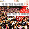 Fear the fangirl