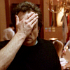 lorettakay: Josh face palm