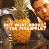 what about the pineapple?