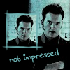 Excitable Hufflepuff: Torchwood - Ianto is Not Impressed