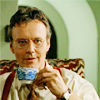 and then we lit it on fire: Giles teacup