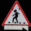 Крадущийся пешеход, Автомобильное