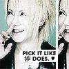 k: picky