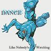 Humble Gerbil: X-Men Hank Dance