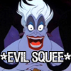 evil squee