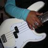 bass, me