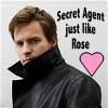 sekrit agent