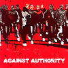 against authority