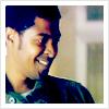 Dean Thomas: side smile