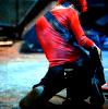 CAMiLLE: kneeling Matt