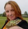 Арина: frog