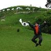 Aaron- Dancing Like A Hobbit