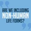 tw - non-human