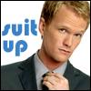 Neil Patrick Harris - Suit up!