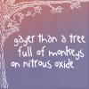 Good Omens gayer monkeys