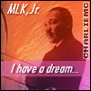 mlk jr., i have a dream