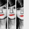 ginny red lipstick