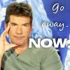 Simon - Go away.