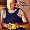 Chris: Adama--Hot Coffee