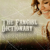 A Dictionary. Fangirl Style.