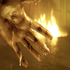 drippy hand (house of wax)