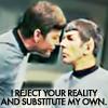 Trek - Bones Rejects Spock