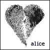 Alice: fingerprints
