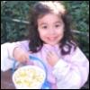 Alani popcorn December 2006