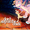 little foot & duckie / don't step on a c