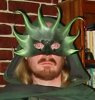 Green Man in the room...