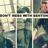 Worrals: Benton FTW!