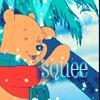 Winnie squeee [excited]