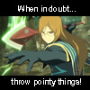 Jade: Throw Pointy Things