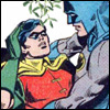 batman--robin embrace