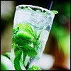 Лед в стакане