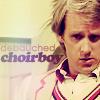 debauched choirboy