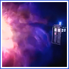 Spackle: doctor who: tardis on the edge!