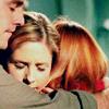 Sunny: Buffy hugs