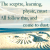 writing dust rengeek shakespeare