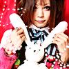 優恵 → bunny ♥