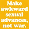 sexual advances
