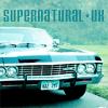 Supernatural UK