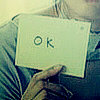 Note Card - Okay