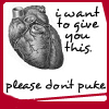 shawty got flava like a peach lifesaver: misc: give you my heart