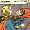 Diary of an Ass Monkey: comics: supergirl & supermonkey