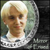 lackofmendacity (Diana): Draco in Mirror of Erised