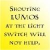 help yourself, luminous